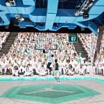 エアジョーダン30周年記念イベントで、『マイケル・ジョーダン』が来日!